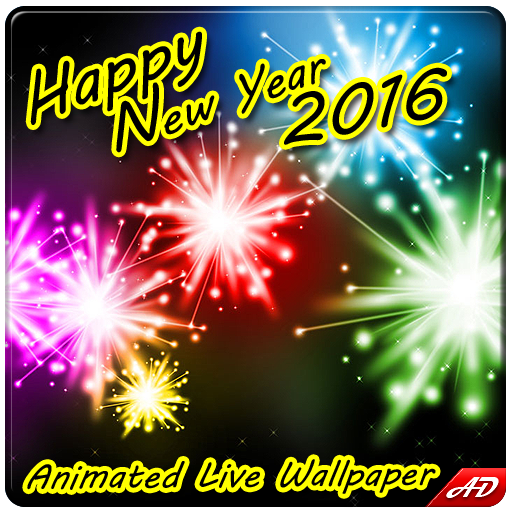 Happy New Year 2016 Live Wallpaper Apps Drive
