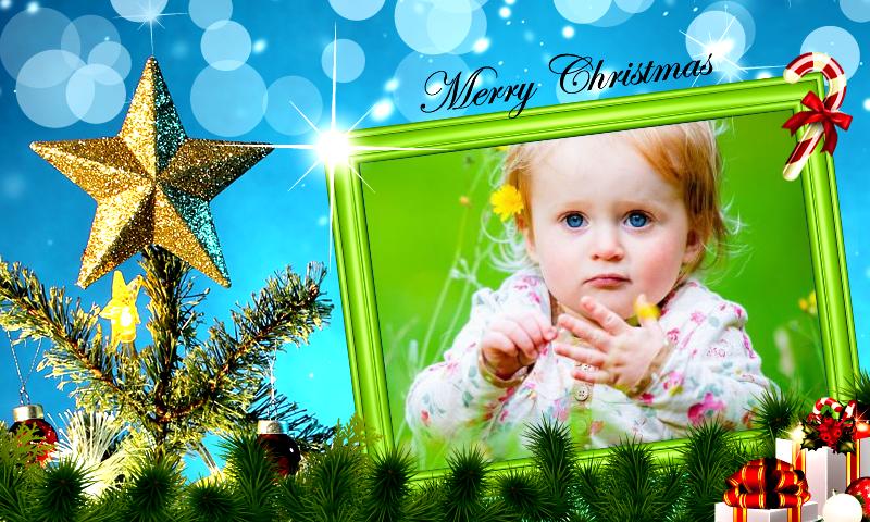 Happy christmas Photo Frames | Xmas Photo Frames HD | Merry ...