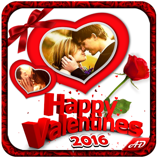 Valentines Day Photo Frames Apps Drive Icon 512
